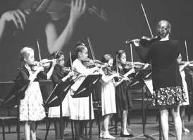 Swaim After School Strings Program